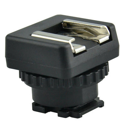 JJC MSA-MIS Standard Cold Shoe Converter Adapter for Sony Multi Interface Shoe