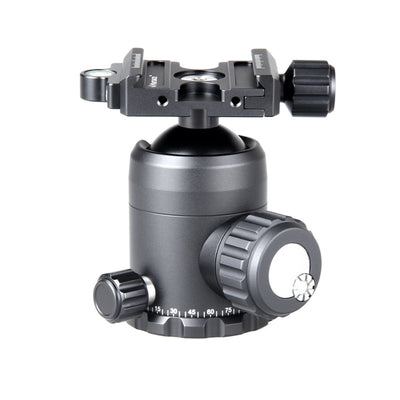 Marsace FB-1 Compact Ellipsoidal Aluminum Ball Head with 36mm Ball - Rogitech Ltd