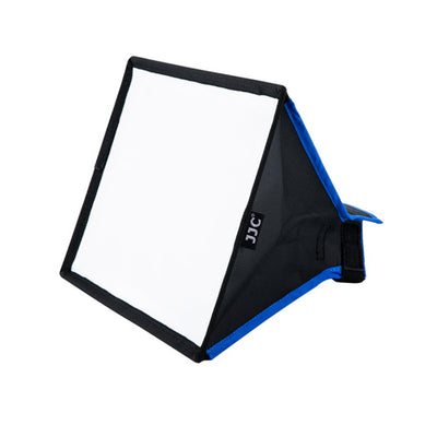 JJC RSB-M Medium Universal Rectangle Soft Box Diffuser for Portable Flashguns
