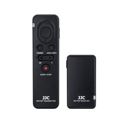 JJC SR-F2W Wireless Shutter Release Remote Control for Sony M.I. Cameras