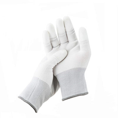 JJC G-01 Anti-Static Polyester Cleaning Gloves with Grip (1 x Pair)