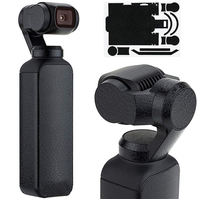 JJC KS-OPL PVC Decoration Skin Cover Scratch Proof Protective Film for DJI OSMO POCKET
