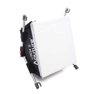 Aputure EZ Box+ II Softbox Kit for Amaran Tri-8, 672 and 528 LED Light Panels - Rogitech Ltd