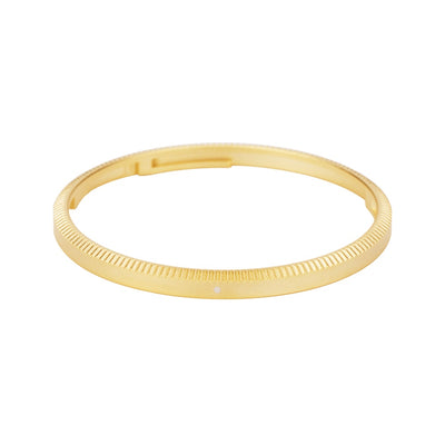 JJC RN-GR3 Metal Lens Decoration Ring Cap for Ricoh GR III - Gold