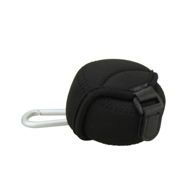 JJC JN-S Small Neoprene Lens Pouch (62 x 40mm) for Mirrorless lenses Olympus Sony