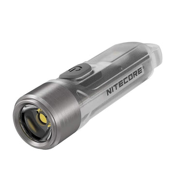 Nitecore Tiki Rechargeable Mini Keyring Torch LED Pocket Flashlight - 300 Lumens