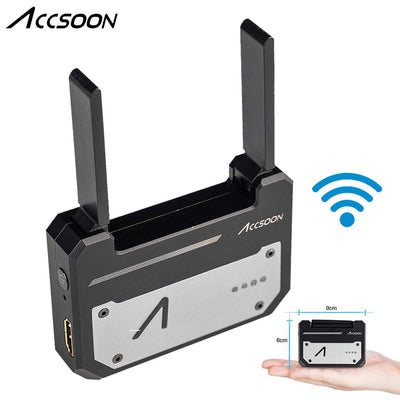 Accsoon Cine-Eye 1080p 5G WiFi HDMI Wireless Image Transmitter Up to 100m - Rogitech Ltd