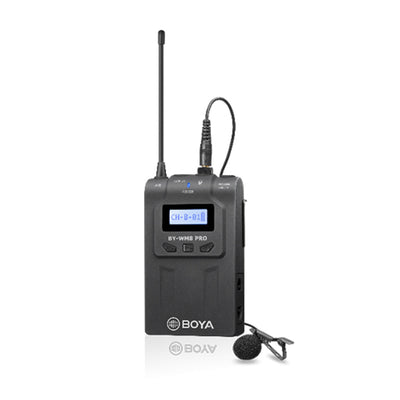 Boya BY-TX8 Pro Digital Wireless Bodypack Transmitter for Boya RX8 Pro, SP-RX8 Pro - Rogitech Ltd
