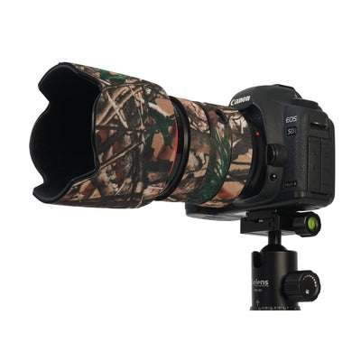 Eyelead Outdoor Camouflage LensSkin for Canon 24-70mm F2.8L Lens