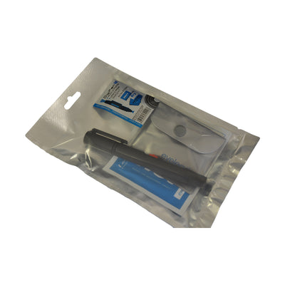 Eyelead M+ALCC+LCW Lens Cleaning Kit - Digipen M Size + Cleaning Cloth + Wet & Dry Wipes - Rogitech Ltd