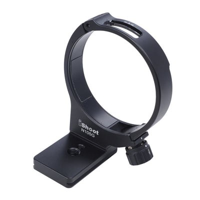 iShoot IS-N105G Tripod Mount Ring for Nikon AF-S 105mm f/2.8G IF-ED VR MICRO Lense - Rogitech Ltd