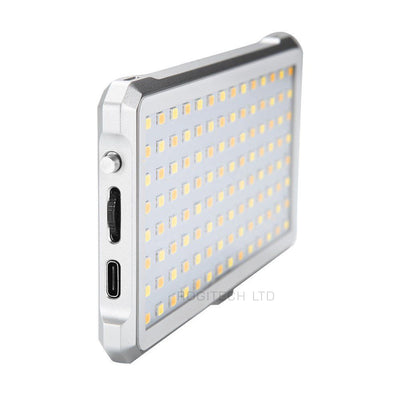 Litufoto F12 Metal Case High-Performance Bi-colour 3200-5600K LED Light
