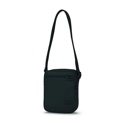Pacsafe Citysafe CS75 Anti-Theft Cross-Body Purse Travel Bag - Black