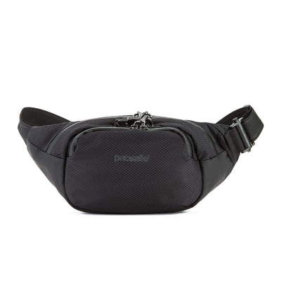 PacSafe Venturesafe X Anti-Theft Waist Pack Bag 4L Internal Space - Black