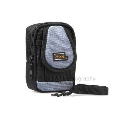 Pixel CM-620 Case for Digital Camera - Gray - Rogitech Ltd