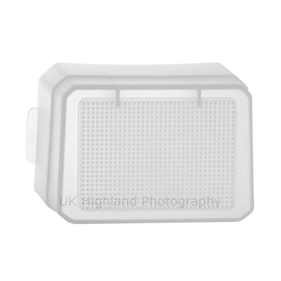 Pixel White Flash Diffuser for Metz 58AF, 50AF, 48AF Flashgun Speedlite - Rogitech Ltd
