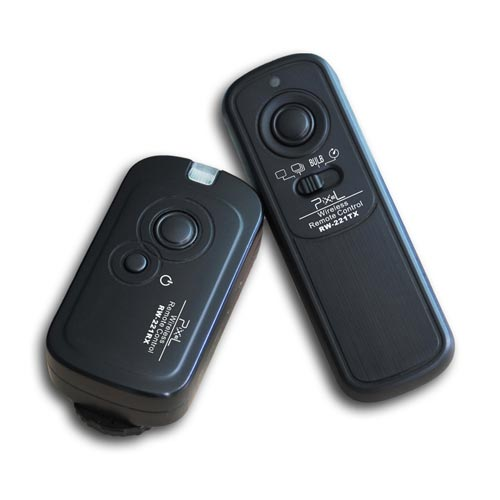 Pixel RW-221/UC1 Oppilas 100M Wireless Shutter Remote Control for Olympus UC1 Type