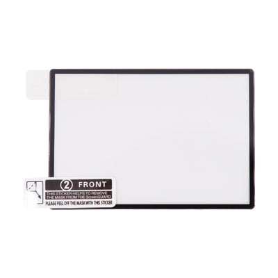 UKHP 0.3mm Temper Glass Screen Protector for Main Screen of Canon 5D3, 5Ds, 5DSR, 5D4, 1DX, 1DX II - Rogitech Ltd