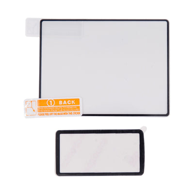 UKHP 0.3mm 9H Self-Adhesive Optical Glass LCD Screen Protector for Nikon D810 - Rogitech Ltd