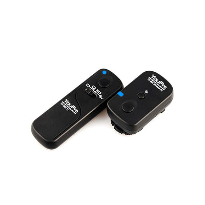 YouPro YP-860 L1 Wireless Shutter Release Remote Control for Panasonic G10, G2, G3, G5, GH3, GX1 etc - Rogitech Ltd
