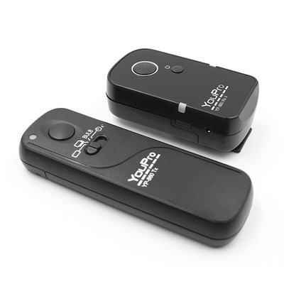 YouPro YP860II Wireless Shutter Release Remote Control for Canon 5D mk4, 5D mk3, 7D mk2