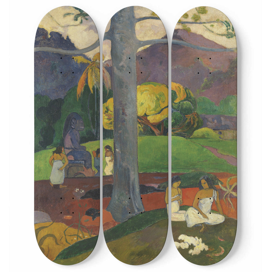 Matamua Skateboard Wall Art