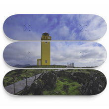 Tower of Ancestral Desire Skateboard Wall Art