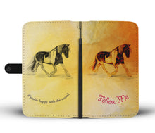 Follow Me Wallet Case