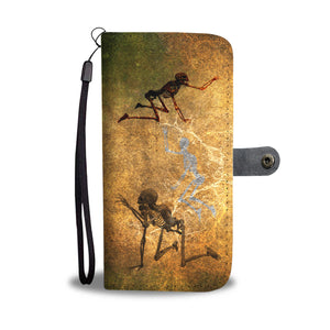 House of Lost Souls Wallet Case