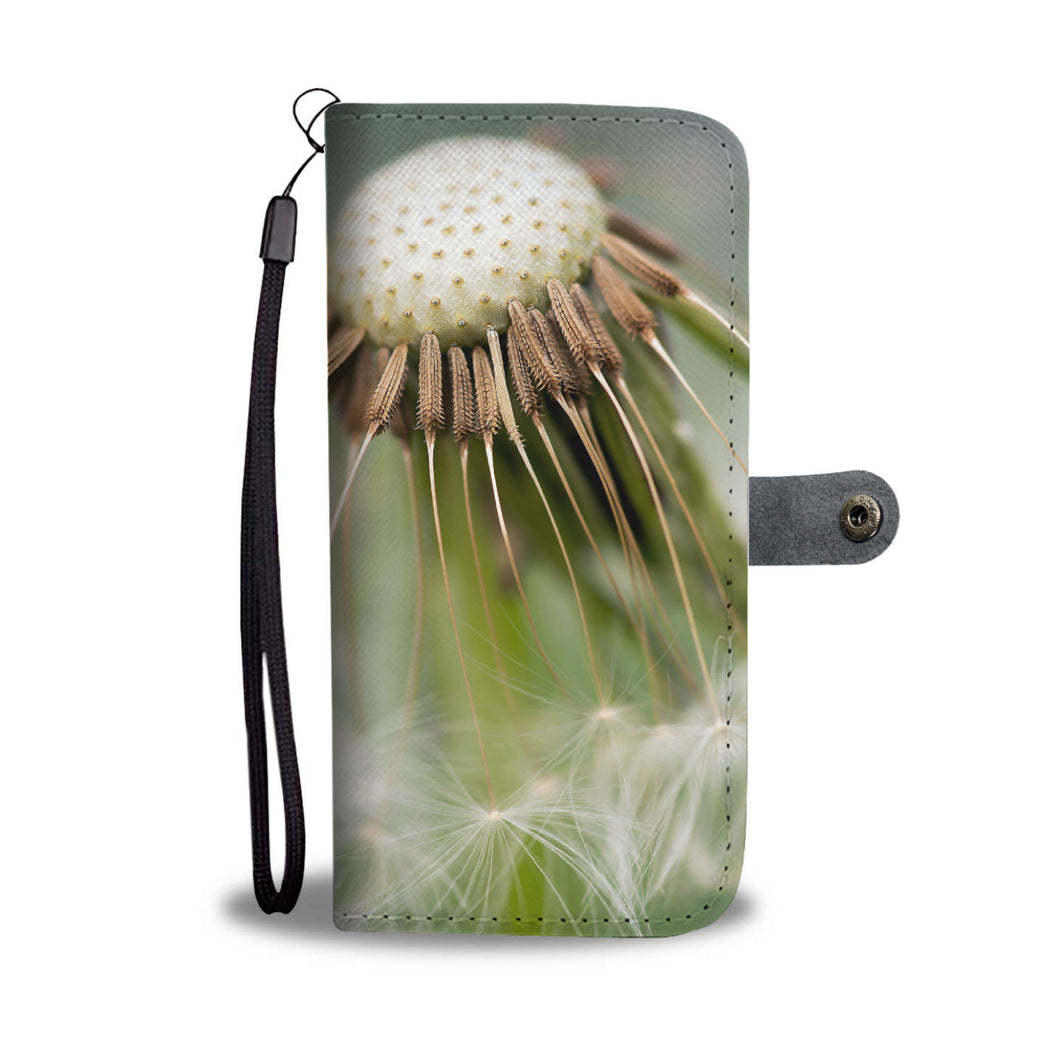 Glimpse of Fragile Wallet Case