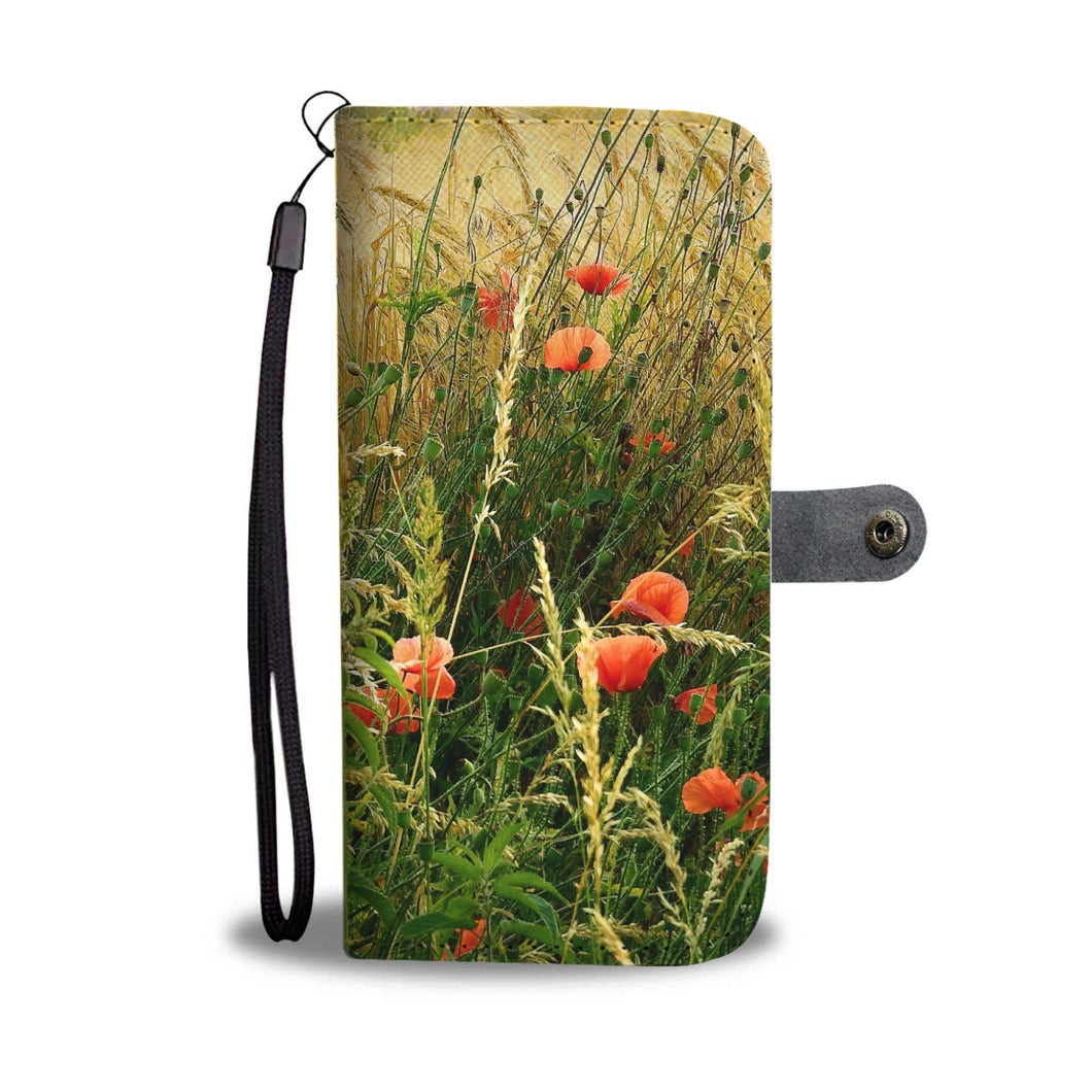 Abundant Growth Wallet Case