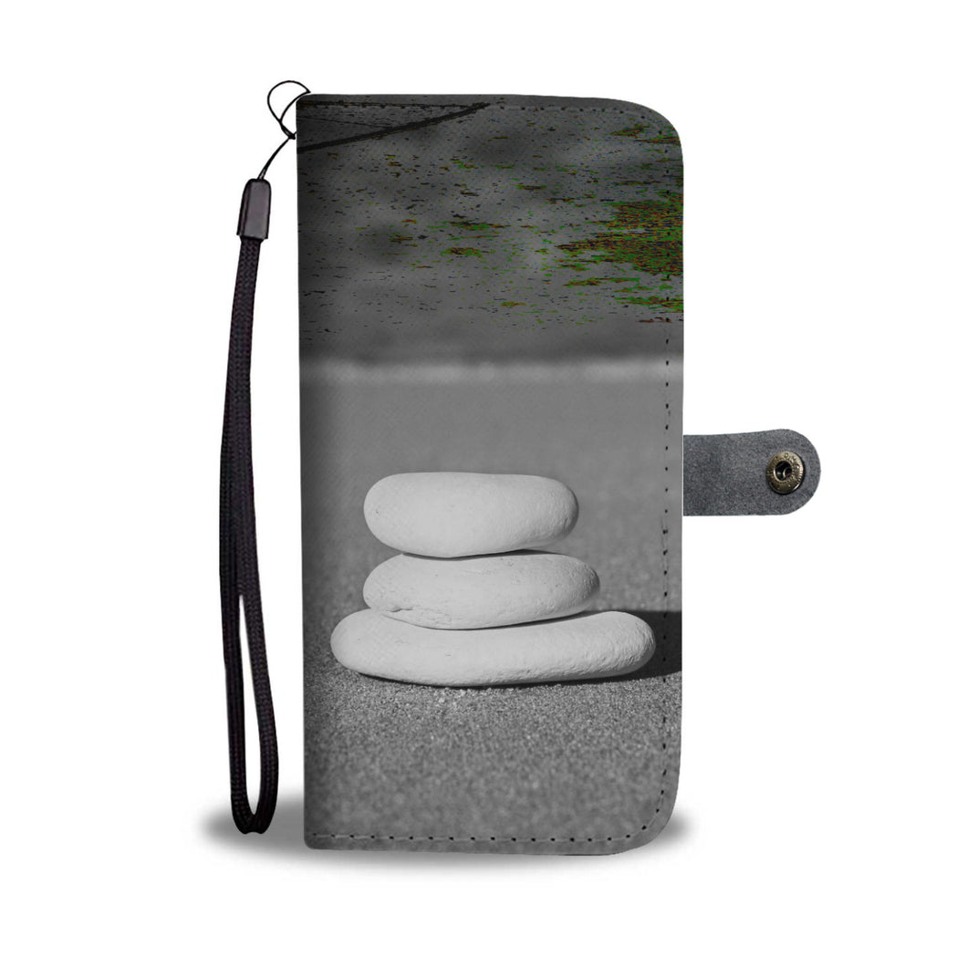 Sea Shadows Wallet Case