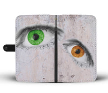 Eye 16 Wallet Case