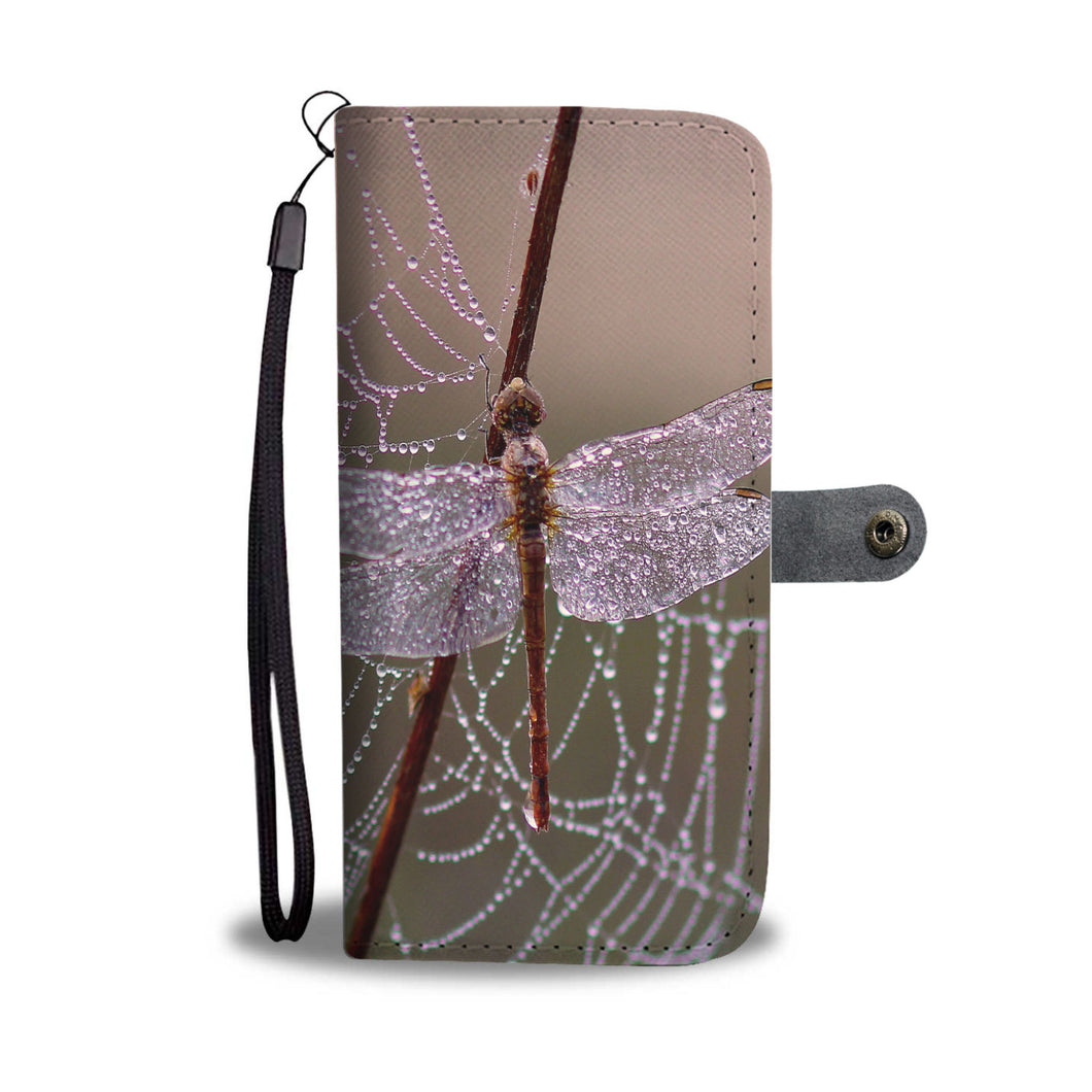 Fragile Dragon Wallet Case