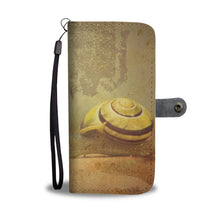 Long Train Wallet Case