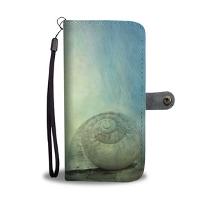 Mutant Snail Wallet Case