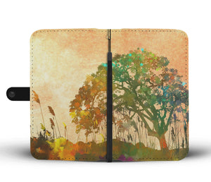Wealth Tree Wallet Case