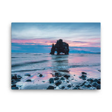 Rocky Ghost Pulpit Canvas Print