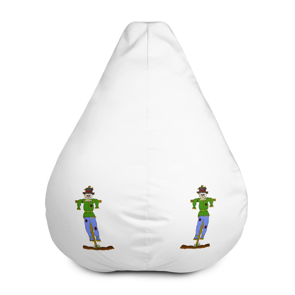 Scary Scarecrow Bean Bag Chair w/ filling