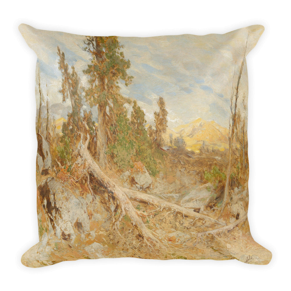 Windthrow Premium Pillow