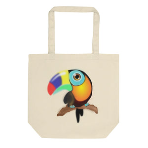 Walrus and Tucan Eco Tote Bag
