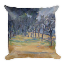 Railroad Cut (La Tranchée) Premium Pillow