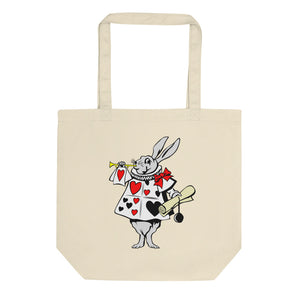 Alice Lost Hares Eco Tote Bag