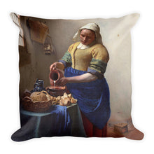 The milkmaid Premium Pillow
