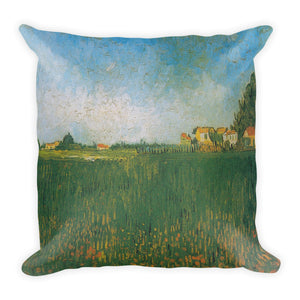 Am Stadtrand von Paris Premium Pillow