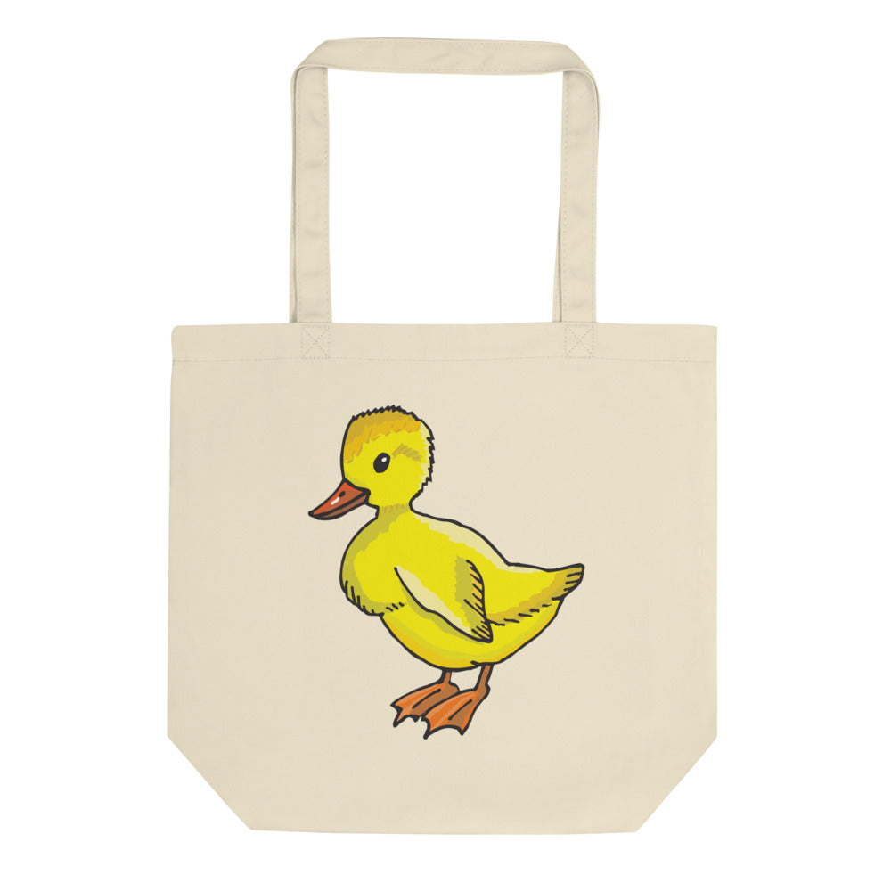 Ducky Duck Eco Tote Bag