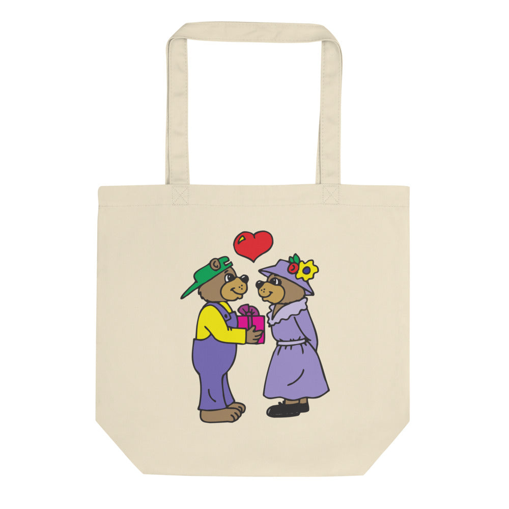 Love Is In The Air Eco Tote Bag