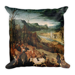 The Return of the Herd Premium Pillow