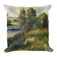 Hills around the Bay Premium Pillow
