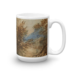 Samuel Bough - Old mill Classic Art Mug